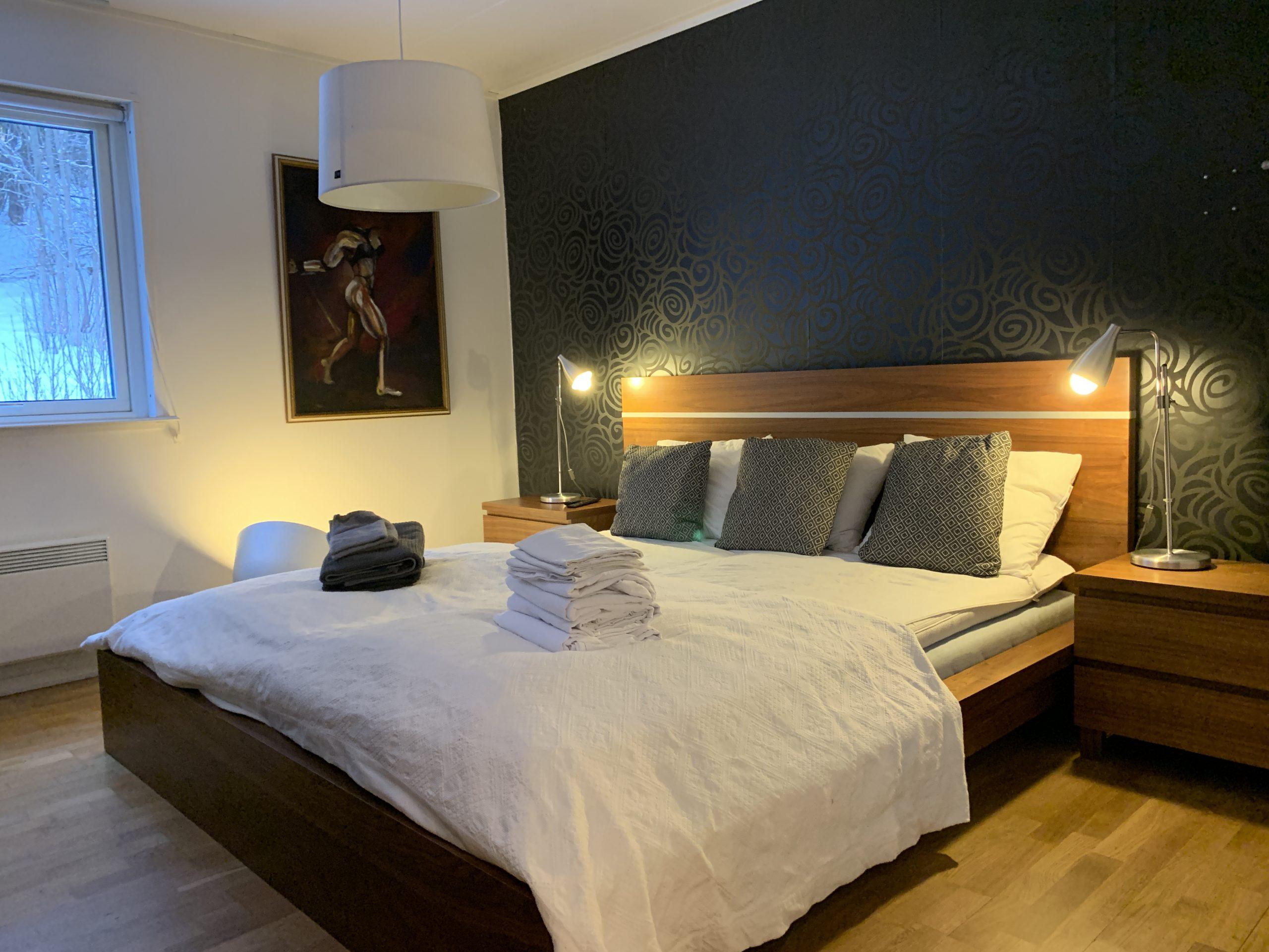 Villa-solbringen-åre-sovrum