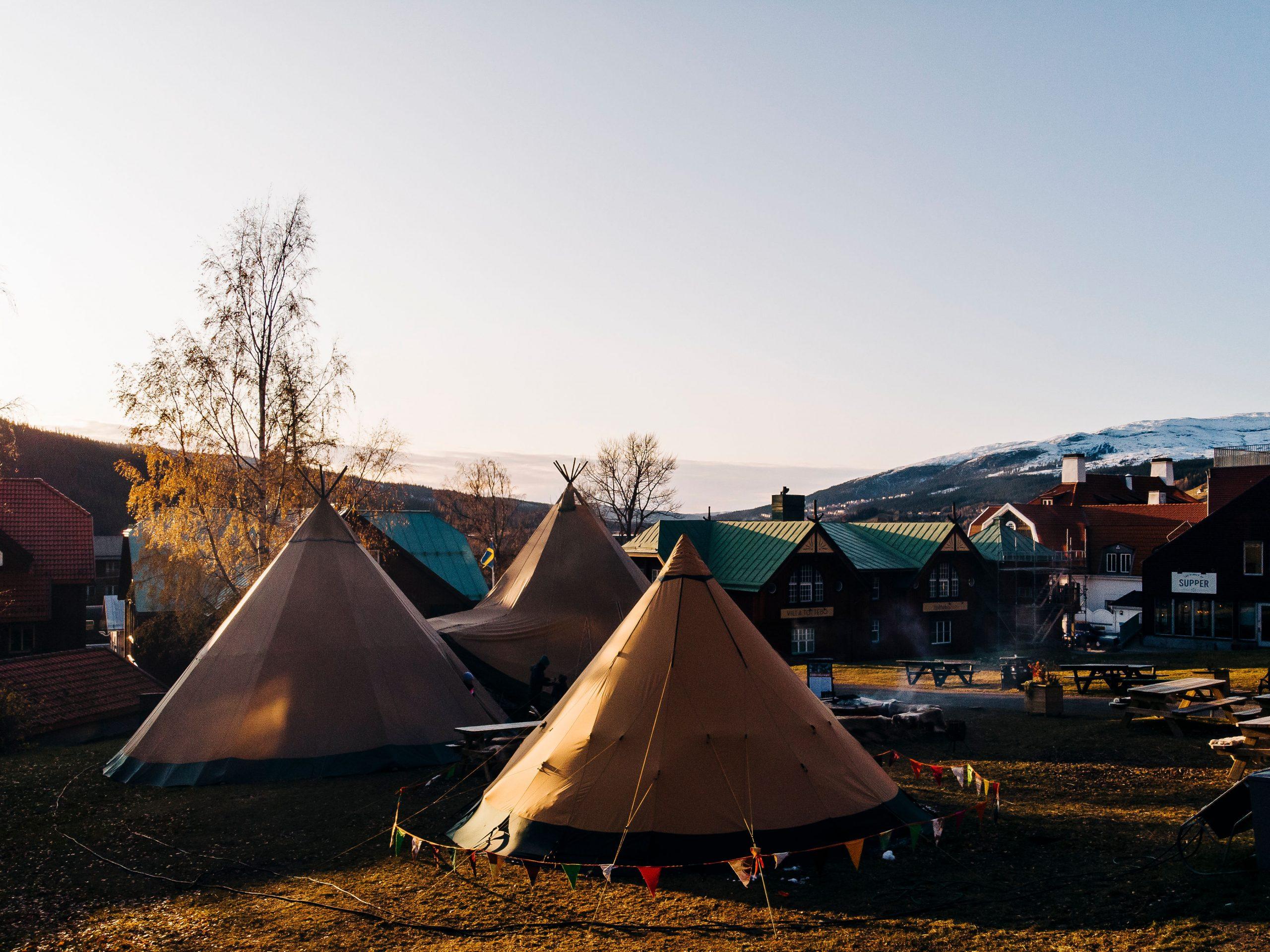 Höstlov i Åre