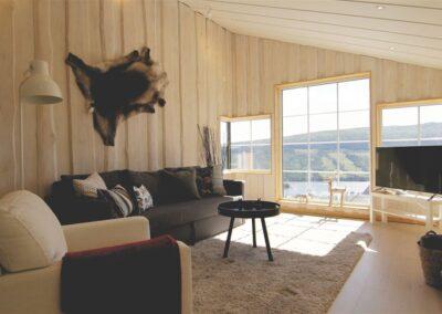 Soffgrupp-bäddsoffa-övre-våning-Åre-Sadeln