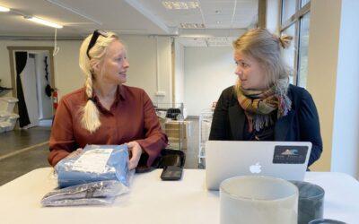 Östersundspostens reporter är Mood Manager för en dag
